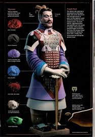 the terra cotta warriors of xi u0027an in color ceramic basics