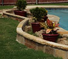 stone flower bed edging design ideas ideas for the home