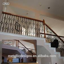Banister Repair Staircase Wrought Iron Spindles Source Quality Staircase Wrought