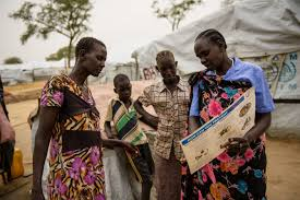 keeping women safe in south sudan u0027s displacement camps unicef