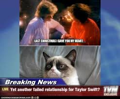 Tard The Grumpy Cat Meme - will taylor be writing whiny songs about tard next grumpy cat