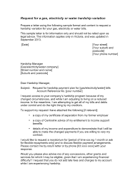 sample hardship letter download free documents for pdf word and
