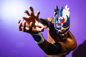 Blind Rage Wrestler Shynron U2013 Online World Of Wrestling