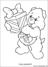 care bears coloring 011 crafty 80 u0027s care bears coloring