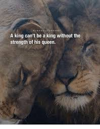 King And Queen Memes - king south beast a king can t be a king without the strength of his