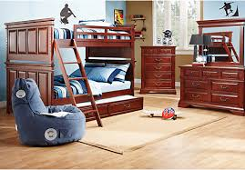 Rooms To Go Full Size Beds Shop For A Jonathan 3 Pc Full Full Bunk Bedroom At Rooms To Go