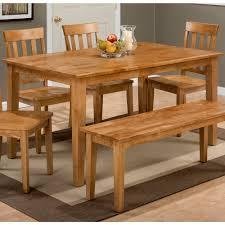 jofran 352 60 352 14kd 4x352 806kd simplicity honey 6 piece dining