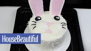 House Beautiful Com by This Bunny Cake Is Here Just In Time For Easter House Beautiful