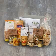 Vegetarian Gift Basket Five Minute Meals Vegetarian Gift Box Italian Hampers
