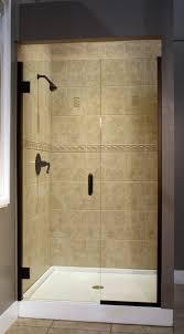 Shower Doors Prices Frameless Shower Door Cost Per Square Foot With Metal