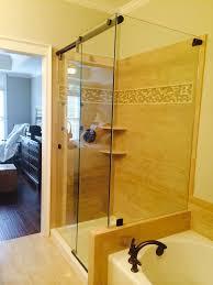 bathroom glass shower door manufacturers glass panel frosted