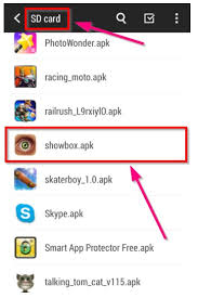 showbox app android free showbox app install showbox for android