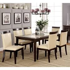 marble dining room table sets home decorating interior design for