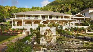 sugar beach restaurants restaurants in soufriere