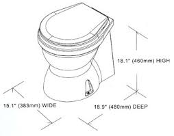 Length Of A Standard Bathtub Toilet Dimensions Dimensions Info