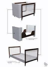 Best Convertible Baby Cribs Davinci Kalani 4in1 Convertible Baby Crib In Oak W Toddler