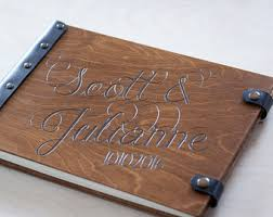 rustic wedding photo albums wedding guest book family tree photo album guest book