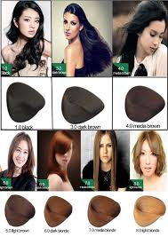Black Hair Color Chart Lumina Wholesale Non Ammonia Professional Hair Color Cream Brand