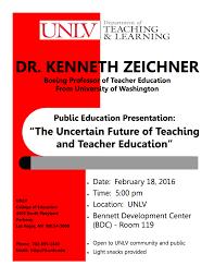 news u0026 events unlv college of education