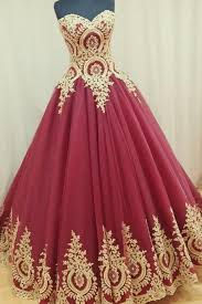 wedding dress maroon wine wedding dress on luulla