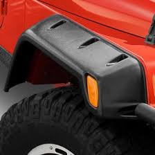 jeep liberty flares jeep fender flares oe rivet wide bolt on styles carid com