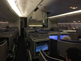 Boeing 777 Interior Flight Review United Polaris Business Class On Boeing 777 300er