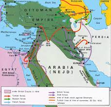 Baghdad World Map by This Week In Middle Eastern History The Second Battle Of Gaza