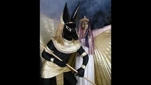 Anubis Halloween Costume Constructing Anubis 2012