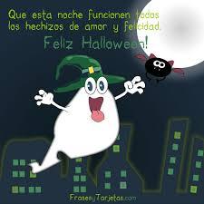 Imagenes Tiernas Y Bonitas De Cumpleaños Para Halloween | tarjeta de fantasma tierno tarjeta para compartir de halloween