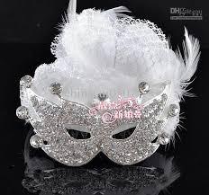 masquerade masks wholesale wholesale christmas masquerade mask bridal feather