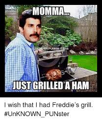 Ham Meme - momma nspunster just grilled a ham i wish that i had freddie s
