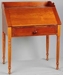 Front Desk Executive Means Identifying Antique Writing Desks And Storage Pieces