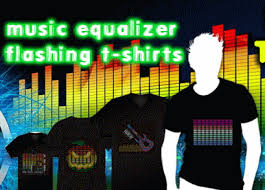 custom light up t shirts custom light up shirts 100x pack cool mania