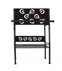 selection of furniture wrought iron contemporary style artehierro