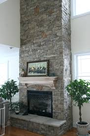 updating brick fireplace with paint ideas before after redo