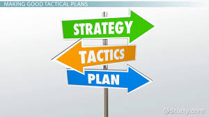 tactical plans examples u0026 overview video u0026 lesson transcript