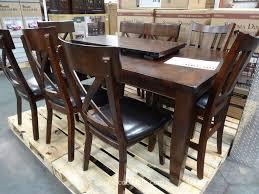 Universal Dining Room Sets Broadmoore Furniture Costco Stunning Heritage Brands Sonoma Piece