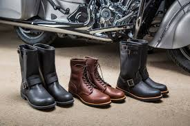 great motorcycle boots indian motorcycle and red wing shoes handcrafted american