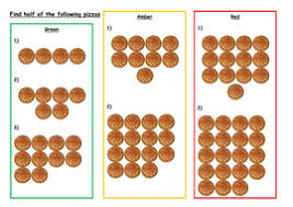 halving numbers up to 100 half level 3 by whidds teaching