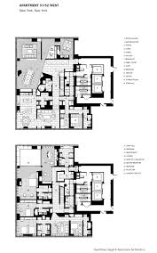 Duplex Layout A Look Inside Stevie Cohen U0027s New York Duplex The Most