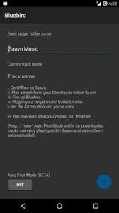 saavn apk bluebird apk free audio app for android
