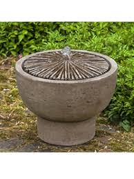 Backyard Fountains For Sale by Outdoor Fountains