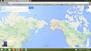 Alaska Google Maps by Do You Know Where The Biggest Land Formations On Earth Are Located