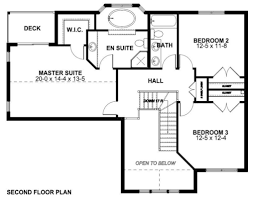 craftsman style house plan 3 beds 3 00 baths 2152 sq ft plan