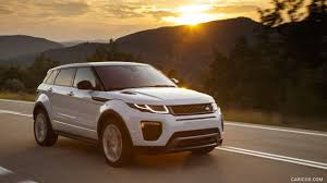 white land rover 2017 2016 range rover evoque td4 4wd in yulong white front hd
