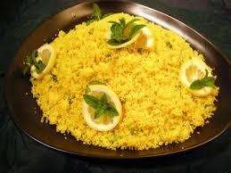 cuisiner la semoule semoule de couscous au citron la recette facile par toqués 2 cuisine