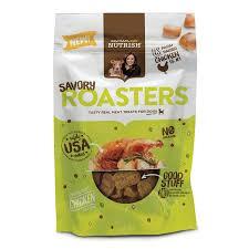 savory roaster rachael nutrish savory roasters dog treats roasted chicken