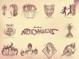 the coolest arctic monkeys artwork i u0027ve ever seen ever