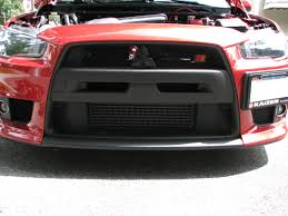 ralliart emblems on the evo x yay or nay page 4 evoxforums