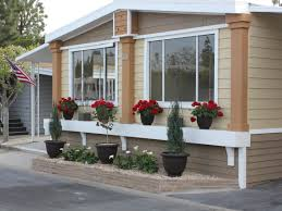 exterior mobile home makeover with luxury exterior wonderful used